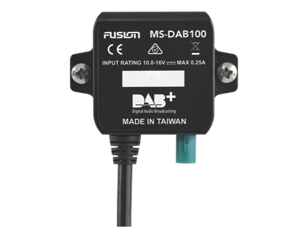 Fusion DAB+ Module with Powered Antenna