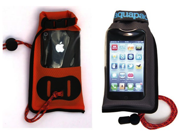 Aquapac Stormproof Phone Case Mini & Small