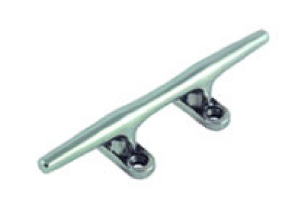 Proboat Stainless Steel Cleat - 4 Hole Hollow - 3 Sizes