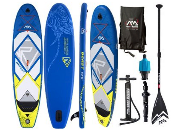 "Aqua Marina BEAST 10'6"" SUP Package"