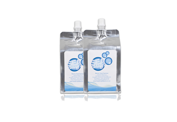 SeaSmart - Luxury Marine Toilet Sanitiser - 3 Models