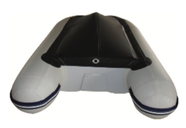 Waveline XT 2.70m Premium Inflatable V Hull Airdeck with Solid Transom - 2020 Model