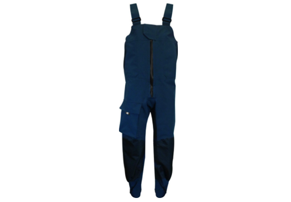 Maindeck Coastal Salopettes Navy