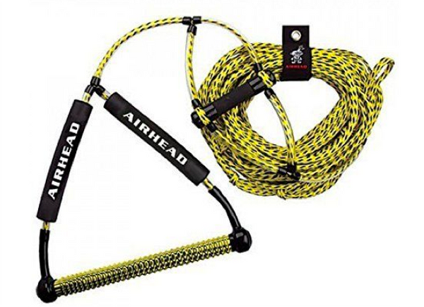 Airhead Wakeboard Rope with Phat Grip