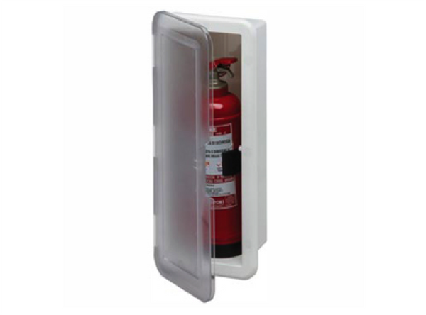 CAN-SB Fire Extinguisher Holder with Door