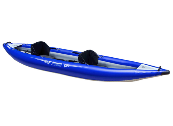Aquaglide Klickitat Two HB Heavy Duty Kayak - 2Man