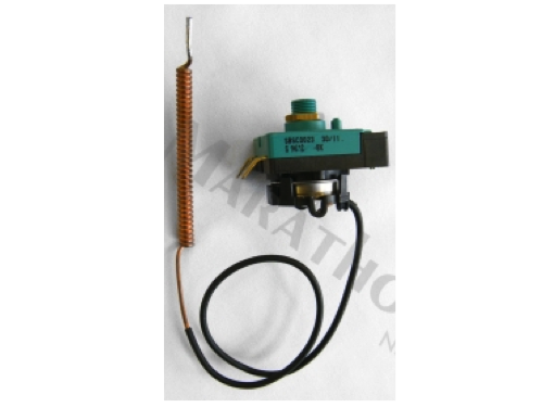 Isotherm Overheat Thermostat for Basic and Slim Water Heaters