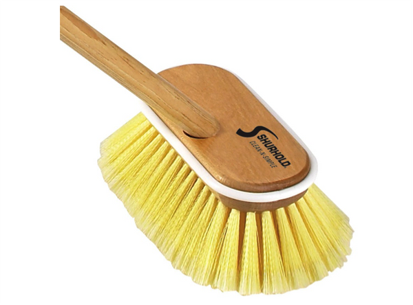 "Shurhold Medium Brush 6"" with 48"" Handle"