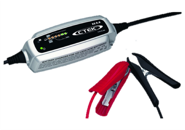 CTEK MXS 0.8 6 Stage Battery Charger