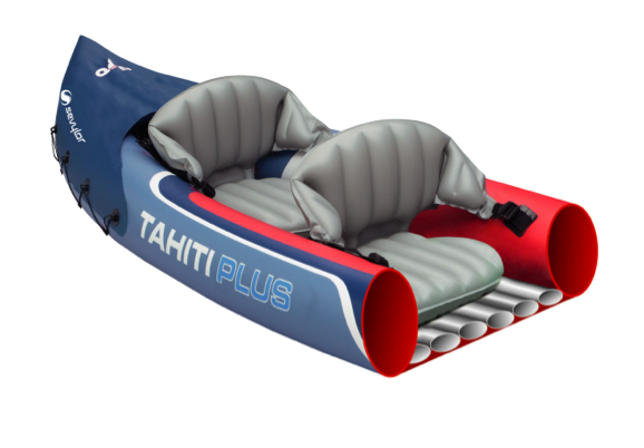 Sevylor Tahiti Plus Inflatable Kayak 2 + 1 Persons - 2018 Model