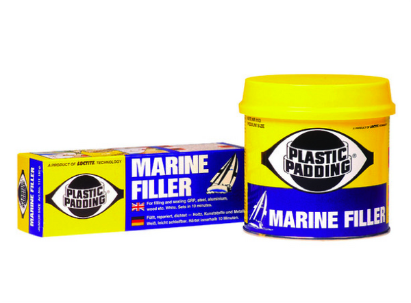 Platic Padding Marine Filler Junior Tube 24g