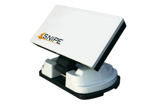 Avtex SNIPE Automatic Multi-Satellite Dish