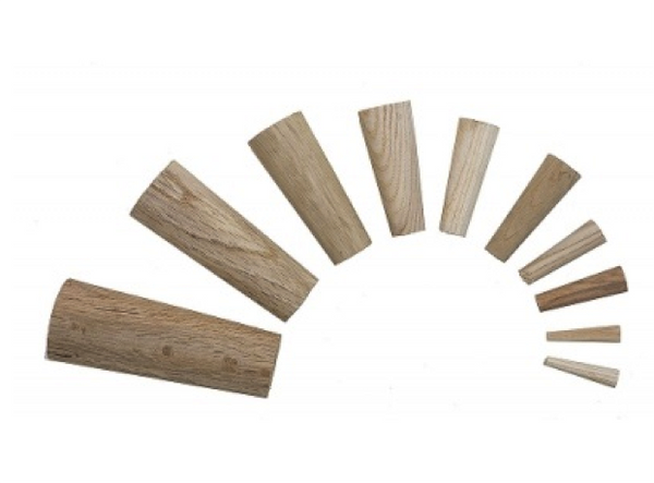Wooden Safety Plugs