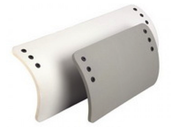 Rib Fender Large Grey or White