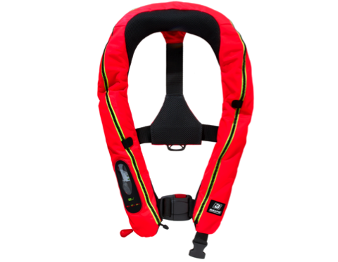 Baltic Legend Lifejacket 150N Automatic - Colour Rozzo