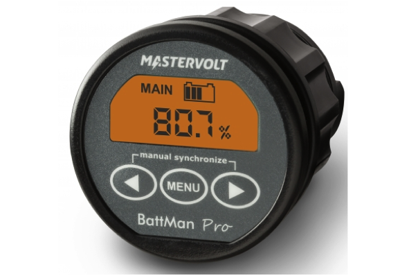 Mastervolt Battman Pro Battery Monitor