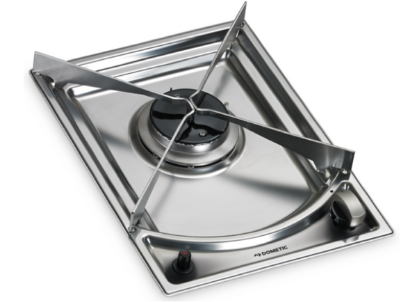 Dometic HB 1320 Single Burner Gas Hob - 240 x 230mm