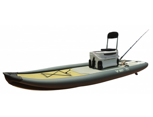 Aqua Marina Drift SUP - Combination - Fishing/Paddleboard