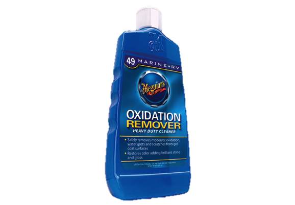 Meguiars Heavy Duty Oxidation Remover No.49