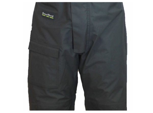 Hudson Wight HW1 Offshore Trousers Grey