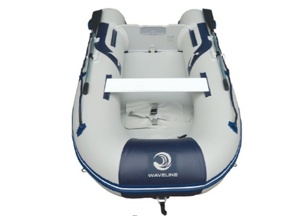 Waveline XT 2.70m Premium Inflatable V Hull Airdeck with Solid Transom