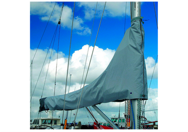 Blue Performance Breathable Sail Cover