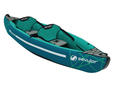 Sevylor Waterton Inflatable Kayak - 2 Person - New - 2019 Model