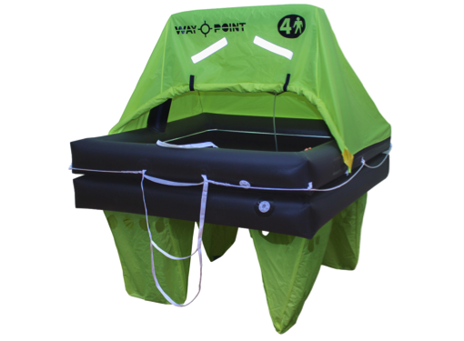 Waypoint Offshore ORC Liferaft Valise/Container 4/6/8 Man