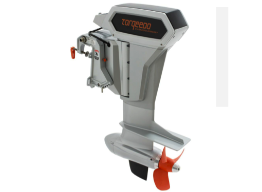 Torqeedo Cruise 10.0 Electric Outboard with Remote Control