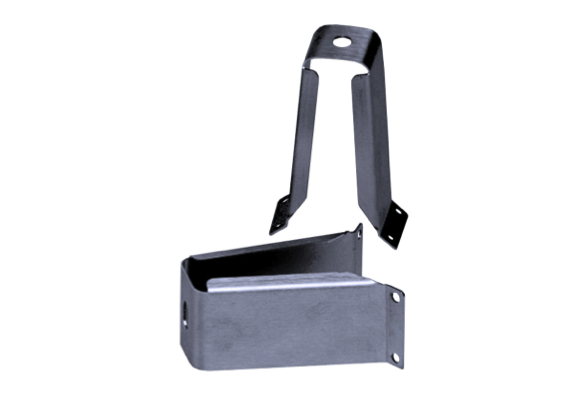 Echomax 305 Radar Reflector Mounting Brackets