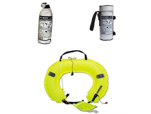 JON BUOY Inflatable Horseshoe