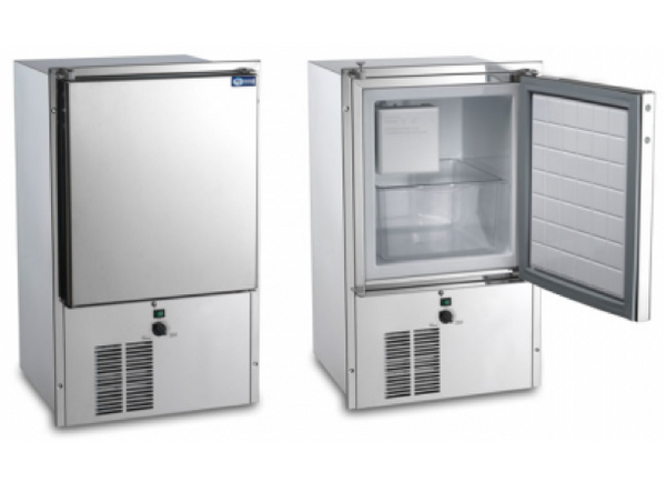 Vitrifrigo IMCLPZPFT Ice Maker 230v 50 Htz Full Height Mains Fed Flush Frame