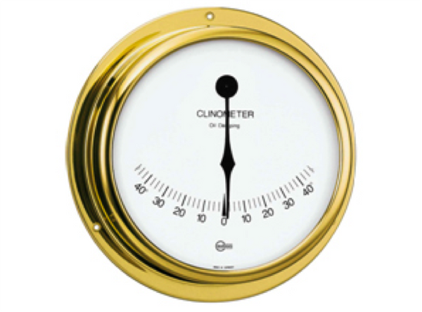 Barigo Viking Clinometer Brass