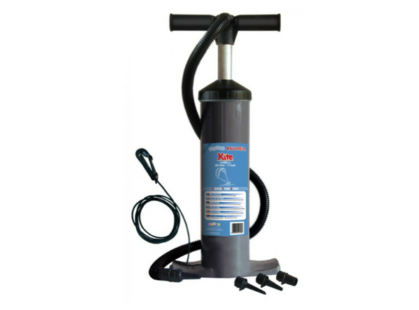 Bravo 4 Alu Red Kite High Pressure Hand Pump Max 11.6psi