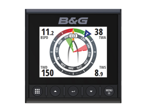 B&G Triton2 Instrument - Speed / Depth / Wind Pack