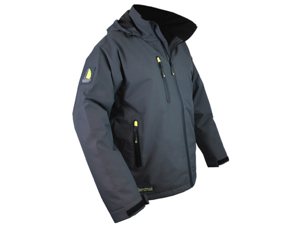 Hudson Wight Performance Jacket Grey
