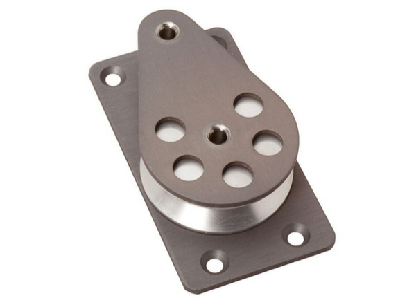 Barton Aluminium High Load Wire Cheek Blocks