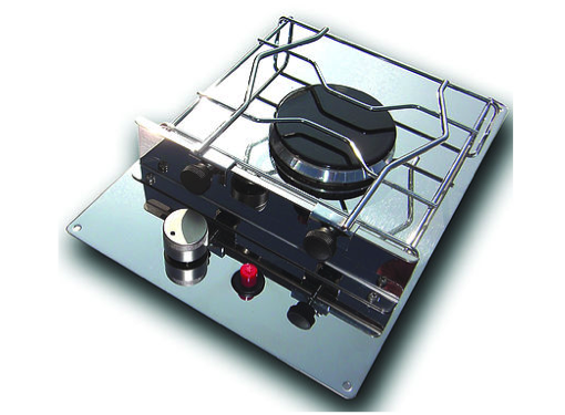 Techimpex Seafarer 1 Built In Gas Hob 1 Burner