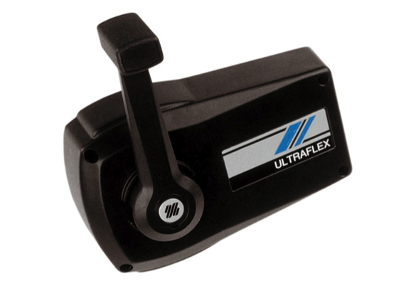 Ultraflex B89/90 Single Lever Side Mount Control with Lock In Neutral