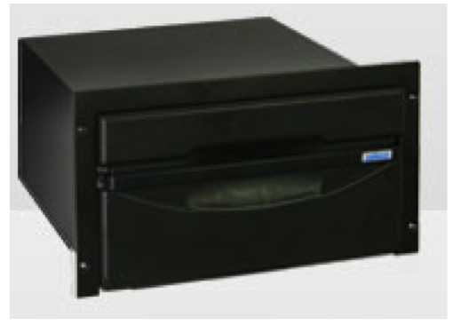 Isotherm Cruise 36 Litre Build in Drawer Fridge 12/24v - Black with 3-Side Frame