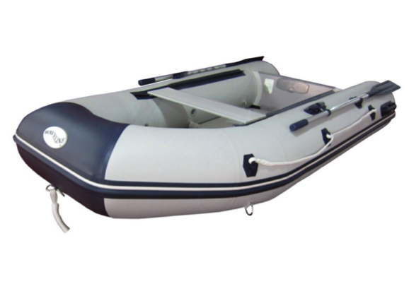 Waveline 2.90m Premium Inflatable V Hull Airdeck with Solid Transom