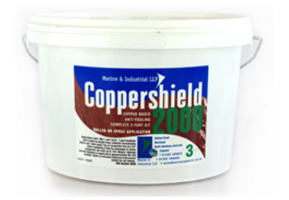 Coppershield 2000 Antifouling 3kg