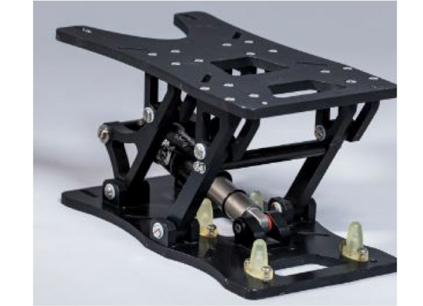 SHOCK-WBV P3 DNM Spring Shock - Suspension Seating - Colour Black