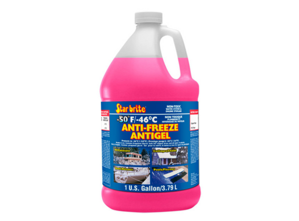 Starbrite PG Non Toxic Anti-Freeze -50 Degrees 3.8ltr