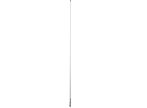 Glomex 2.4m Classic Fibreglass Antenna with Stainless Steel Ferrule