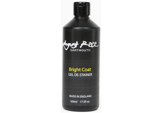 August Race Bright Coat Gel Coat De Stainer - 1 Litre