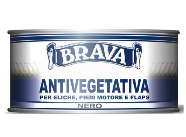 Brava Clear Antifouling Leg/Propeller 250ml