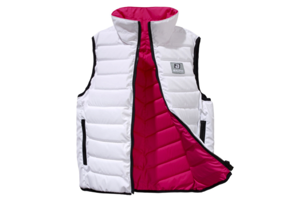 Baltic Surf & Turf Flipper Buoyant Gilet -  White/Pink -  Reversible 50N