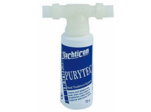 Yachticon Purytec Head Cleaning System