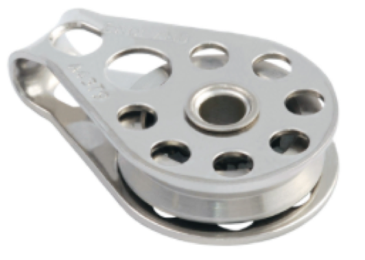 Allen 25mm Single Fixed Head High Tension Block